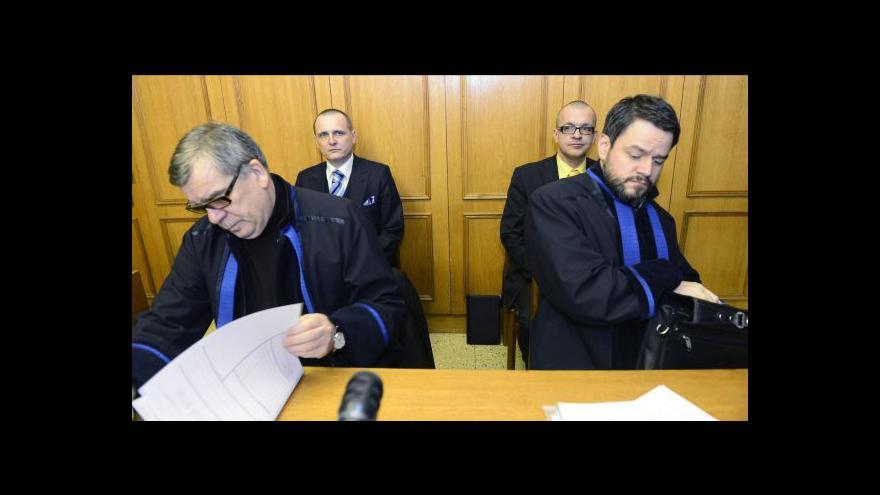 Video Události: Soudce Šott podává stížnost