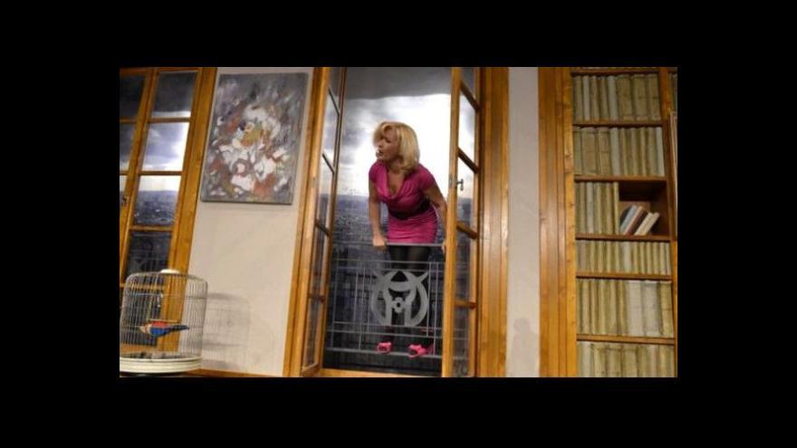 Video Sbohem, zůstávám! - rozhovor s Jiřím Svobodou