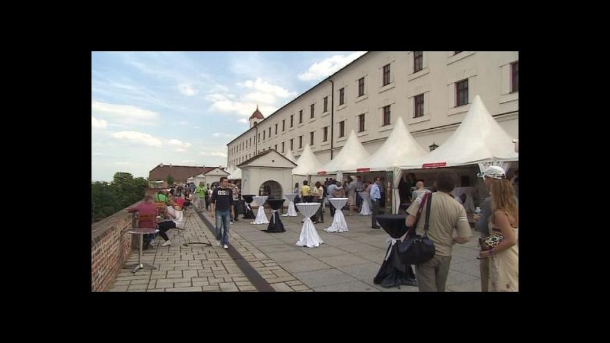 Video NO COMMENT: Špilberk Food Festival