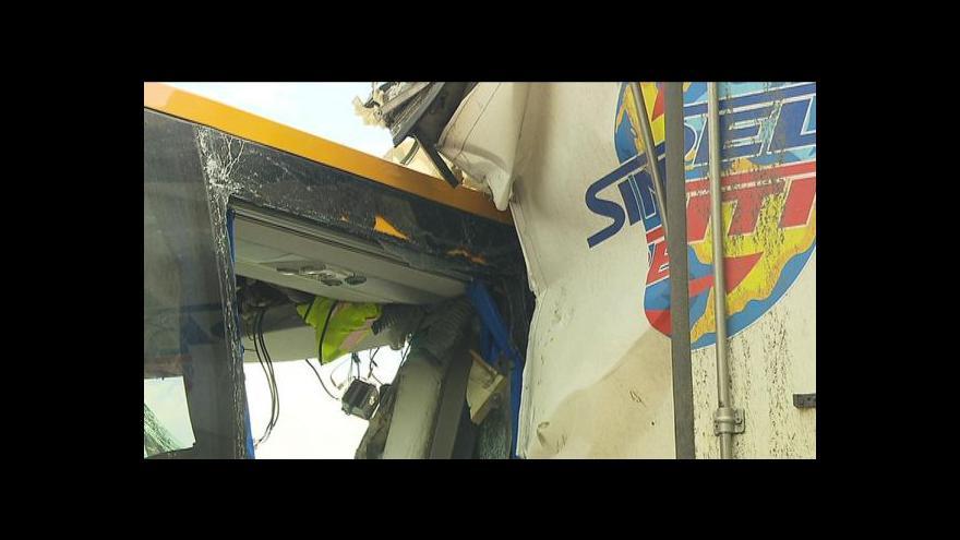 Video Události o nehodě na R7