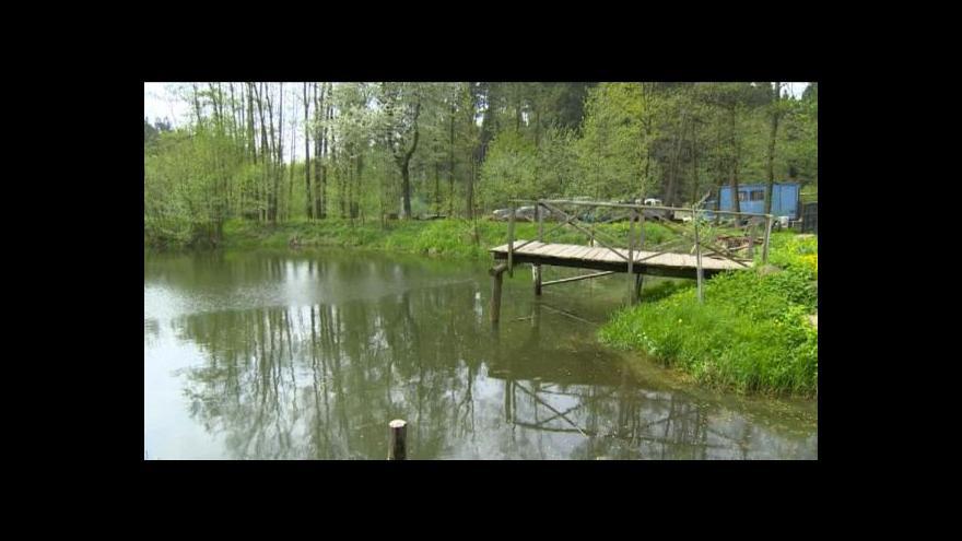 Video Radovan Daněk o sporu o rybník v Meziříčku