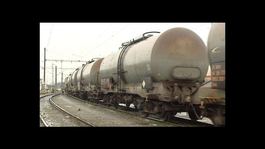 Video Události o daňových únicích v obchodu s pohonnými hmotami