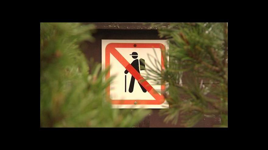 Video Sporný zákon o NP Šumava