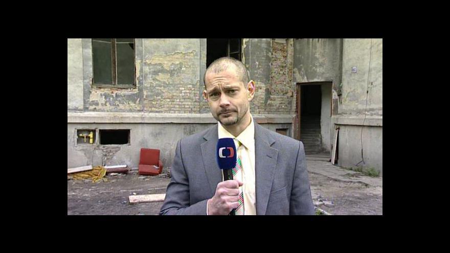 Video Tomáš Vzorek z Přednádraží