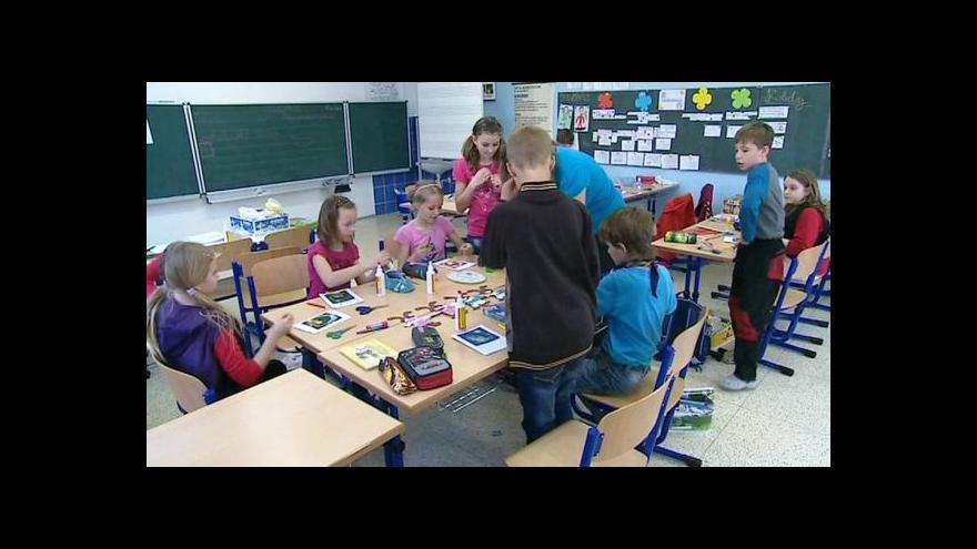 Video Téma vesnických škol v UVR