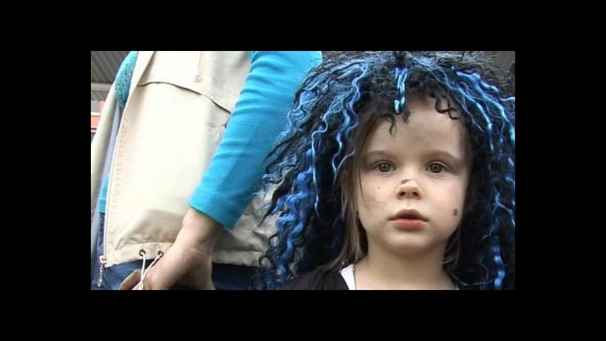 Video Reportáž Veroniky Jůzové