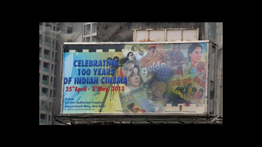 Video Reportáž Pavla Šimka o Bollywoodu