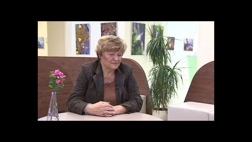 Video Pacientka Jana Martušková o operaci očí