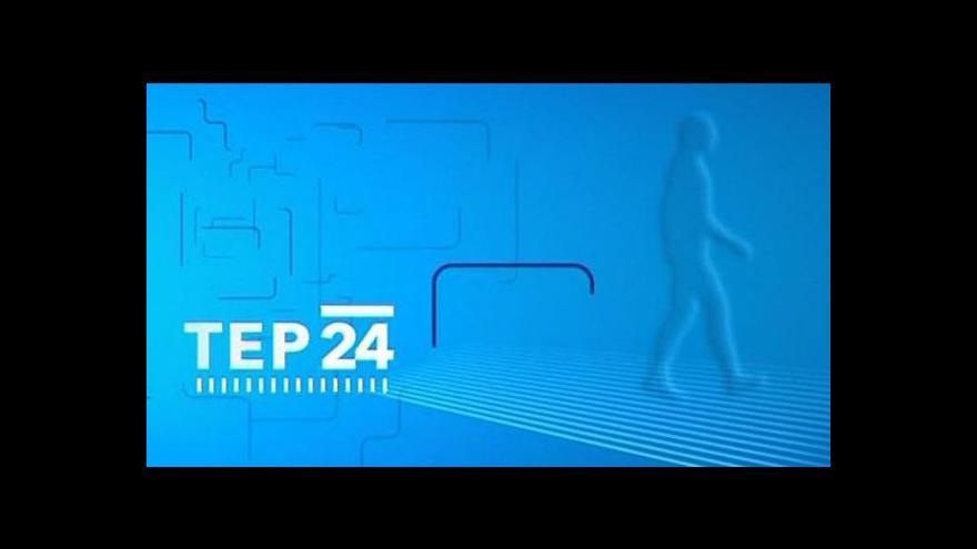 Video Upoutávka na vysílání magazínu Tep 24