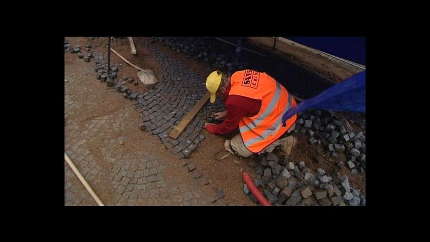 Video Přemysl Šrámek o opravě ulic