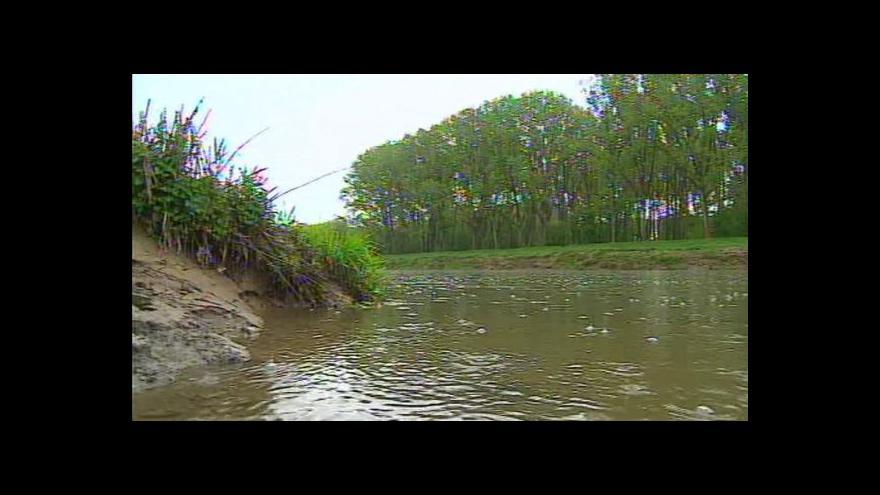 Video Události o pátrání po vodácích