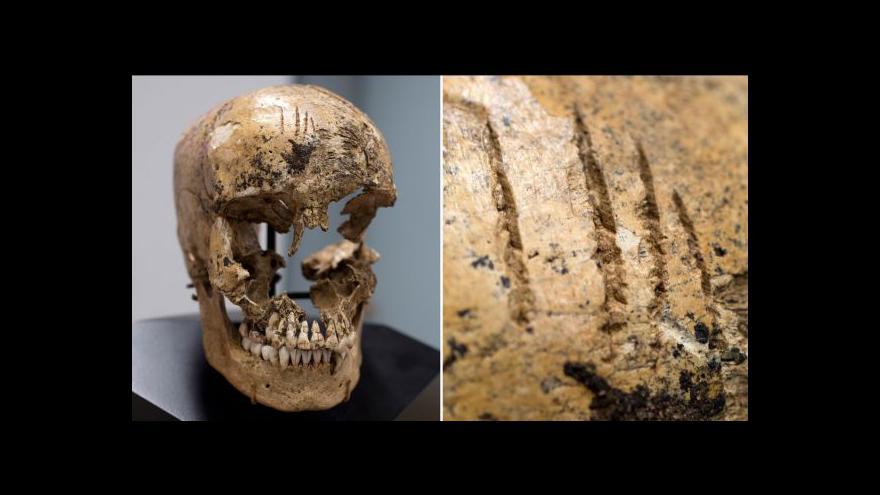 Video Kolonisté v Jamestownu se uchýlili ke kanibalismu