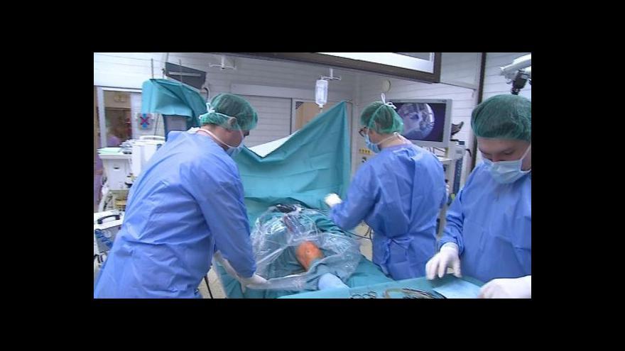 Video Pochybení a nekalé praktiky lékařů v UvR