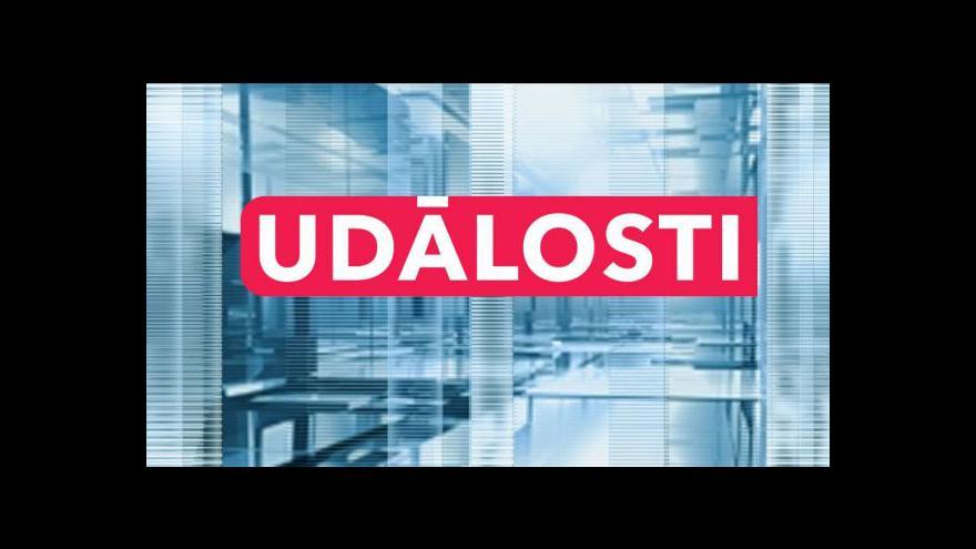 Video Výbuch v centru Prahy tématem Událostí