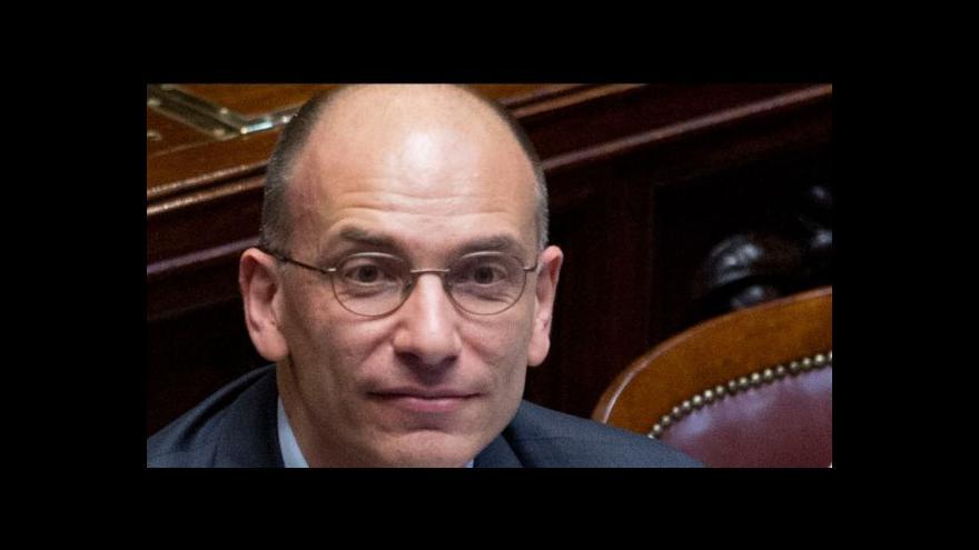 Video Italská vláda dostala důvěru