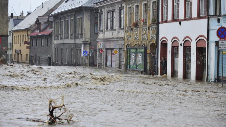 Video Povodně před 10 lety
