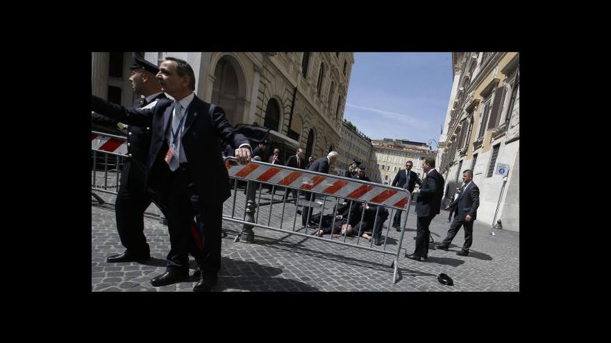 Video Italskou vládu čeká hlasování o důvěře