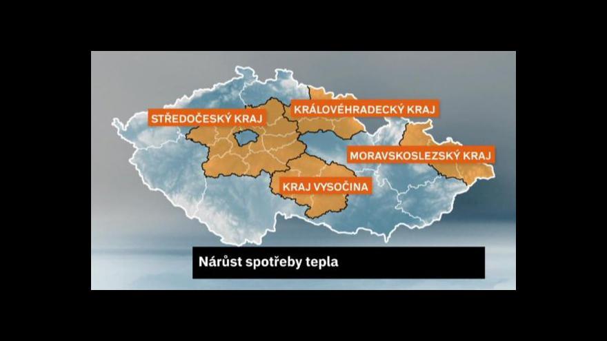 Video Gabriela Sluštíková k topné sezoně