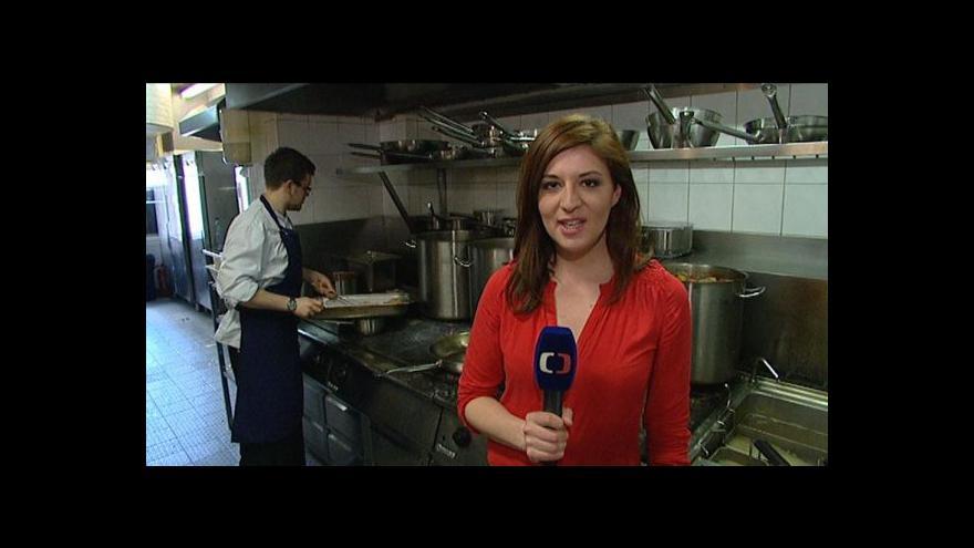 Video Reportáž Markéty Bartošové