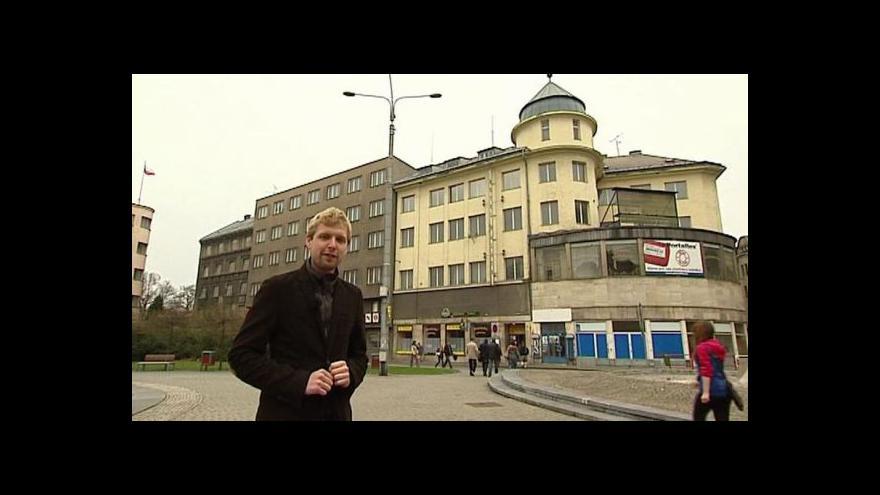 Video Nové vysokoškolské koleje v Ostravě