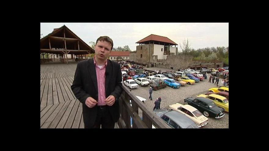 Video V Ostravě proběhl sraz veteránů
