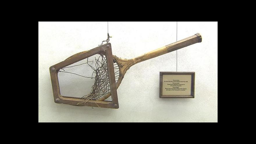 Video Výstava Cimrman a sport