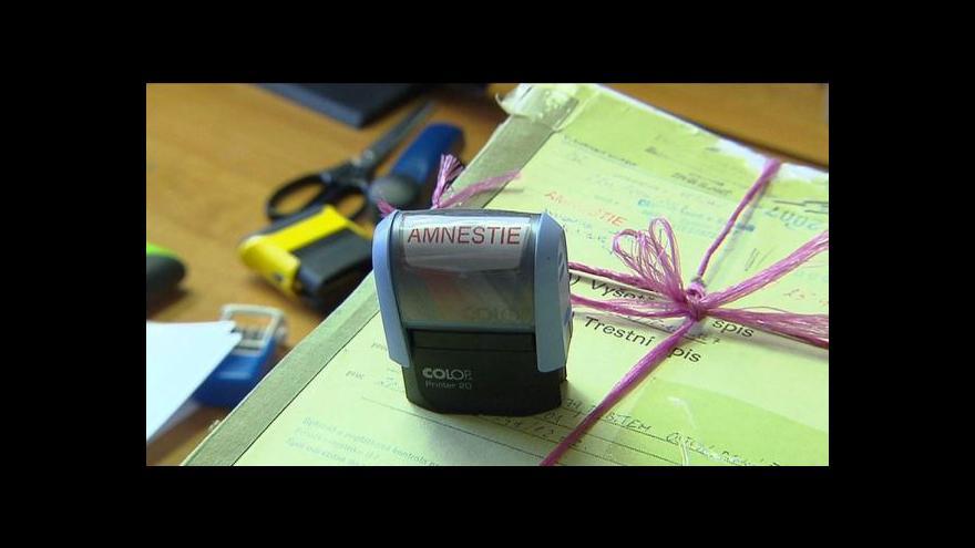 Video Reportáž o autorství amnestie