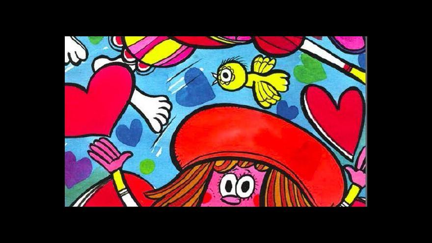 Video Kateřina Samková z Galerie umění pro děti o výstavě