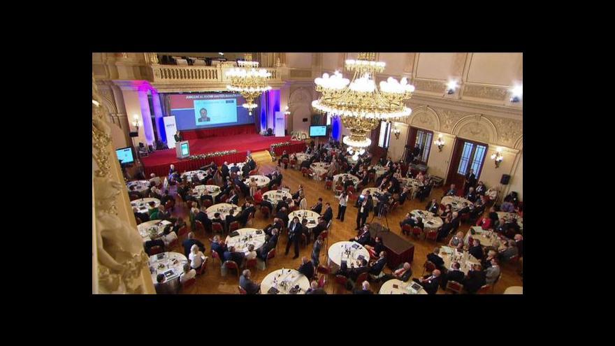Video Vyhlášení soutěže Manažer roku