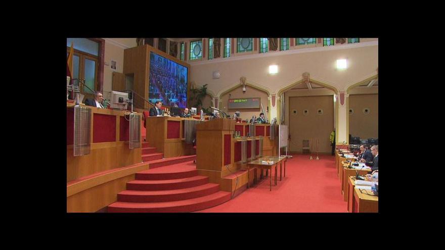 Video Dění na pražském magistrátu v Událostech