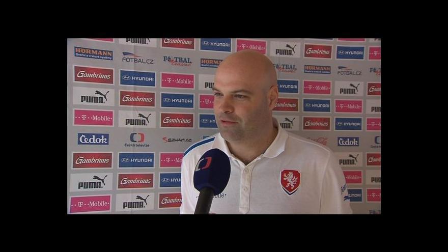 Video Rozhovor s trenérem Jakubem Dovalilem