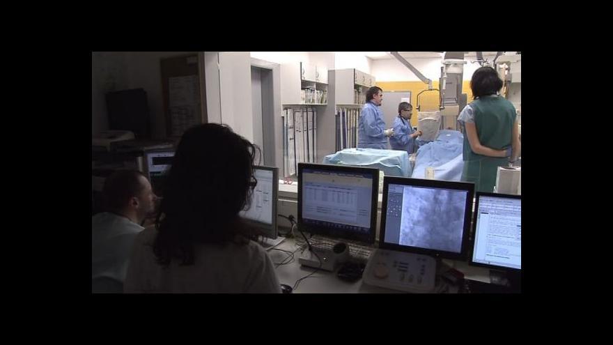 Video Lékař ICRC Tomáš Kára