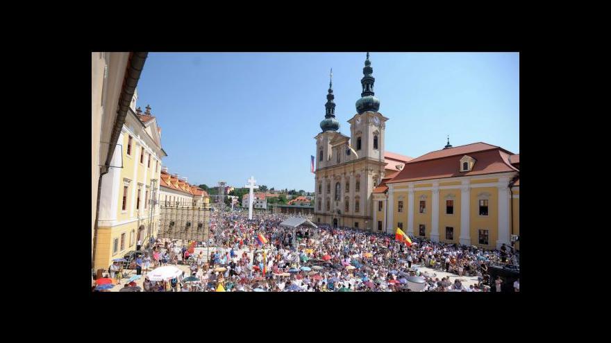 Video Rozhovor s generálním sekretářem České biskupské konference