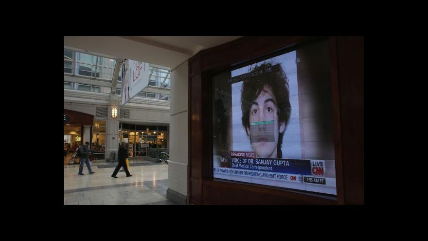 Video Rusko opakovaně žádalo USA o prověření Tamerlana Carnajeva