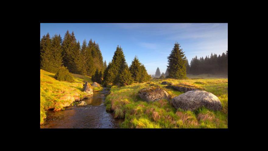 Video Komentář Pavla Barocha k NP Šumava
