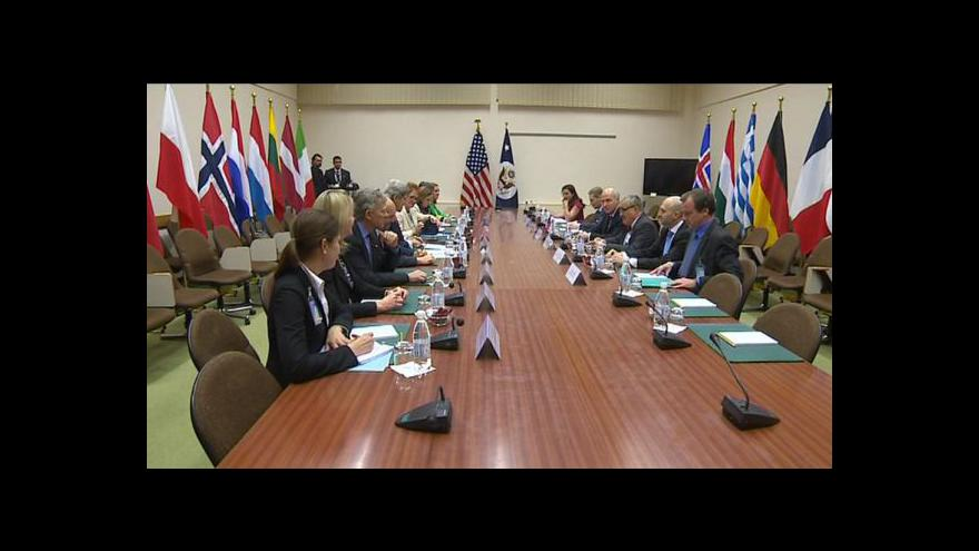 Video Bohumil Vostal ke schůzce Schwarzenberg-Kerry