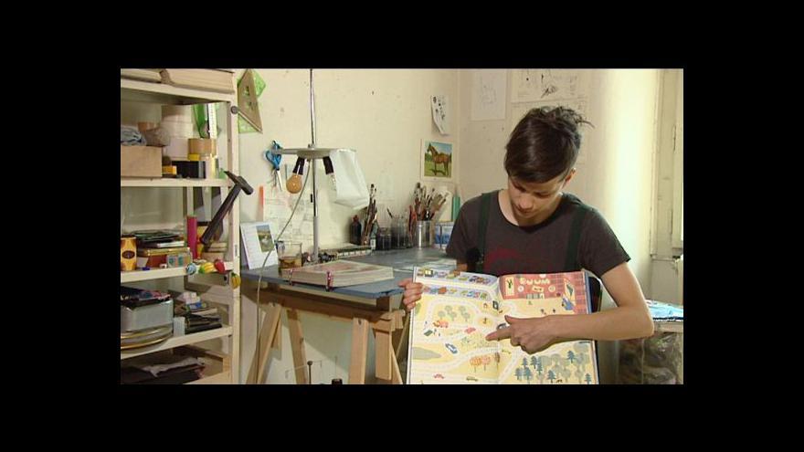 Video Nejkrásnější české knihy 2012 jsou spíš skromné