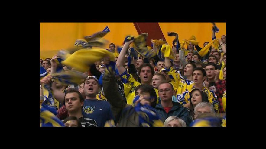 Video NO COMMENT: Jak prožívali zlínští fanoušci finálový zápas?