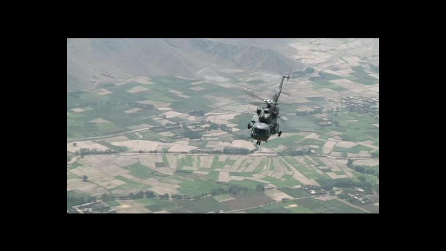 Video Události o únosu cizinců v Afghánistánu