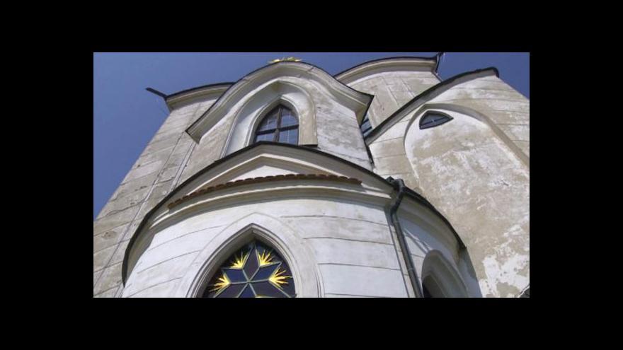 Video Církev zažádala o Santiniho chrám na Zelené hoře