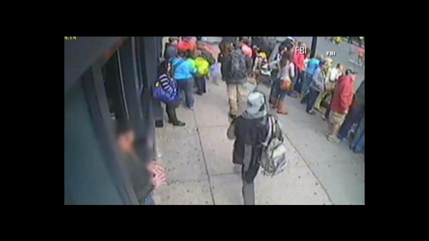 Video Pokračuje vyšetřování bostonského útoku