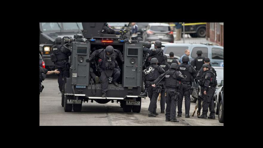 Video Martin Řezníček z Bostonu - Carnajev možná nepromluví