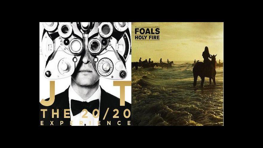 Video Dva tipy do ucha: Timberlake/Foals
