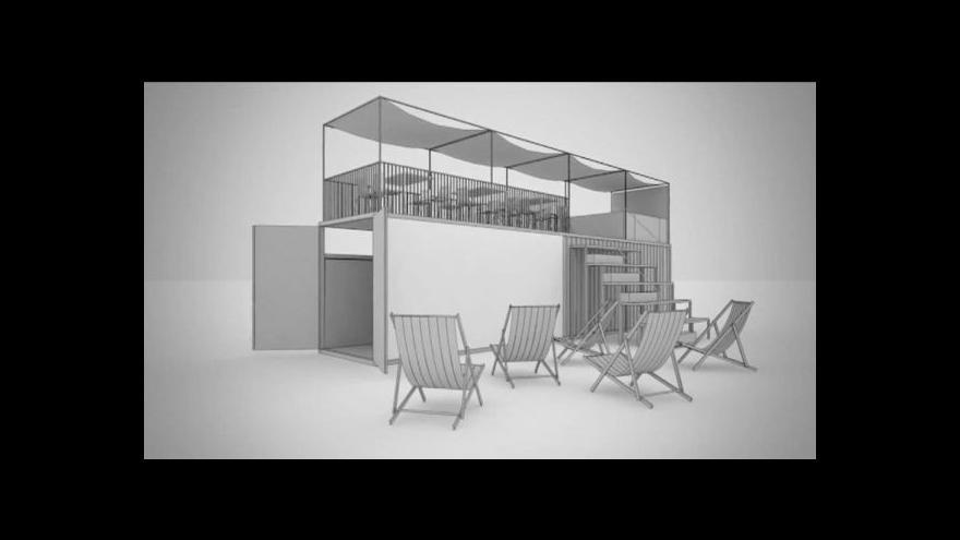 Video Kavárna v kontejneru