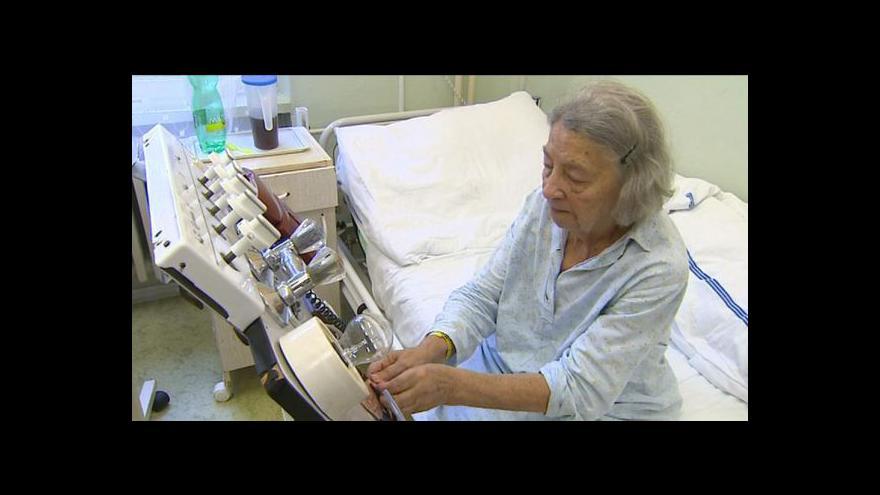 Video Jan Stuchlík o novém ohrožení ryjické nemocnice