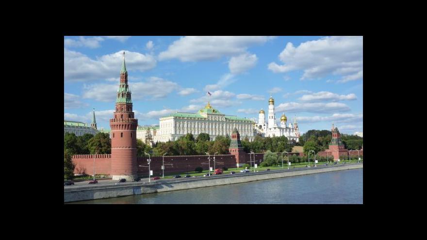 Video Klausova návštěva v Moskvě tématem Událostí