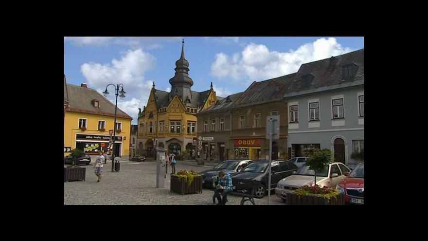 Video Jilemnice je historickým městem roku