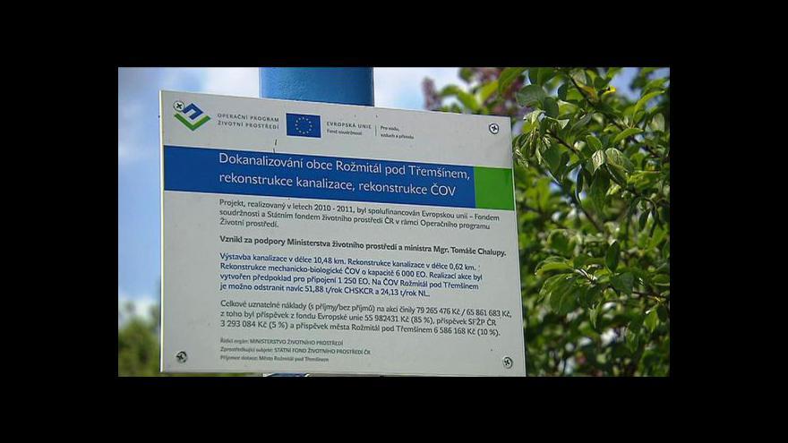 Video Brífink k čerpání dotací z EU pro obce