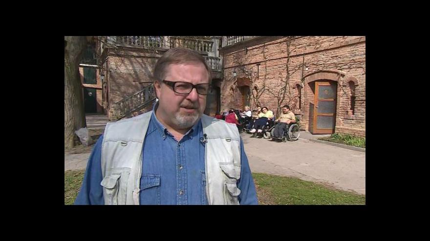 Video Hovoří ředitel Domova Betlém Petr Hejl