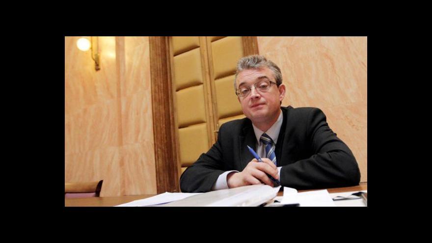 Video Telefonát Marka Bendy a Jana Chvojky
